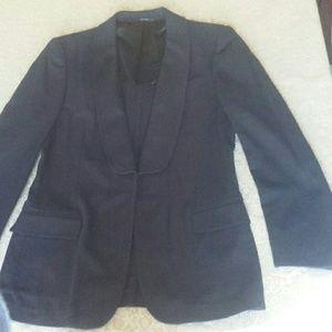 Yves Saint Laurent rive gauche XL jacket blazer 54